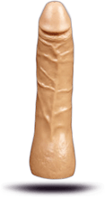 Thin-Natural-7-Inch-Dildo